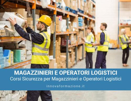 Corsi Sicurezza per Magazzinieri e Operatori Logistici