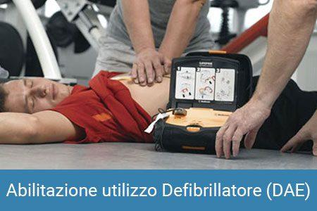 corso defibrillatore