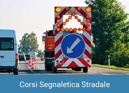 corso operatore segnaletica stradale