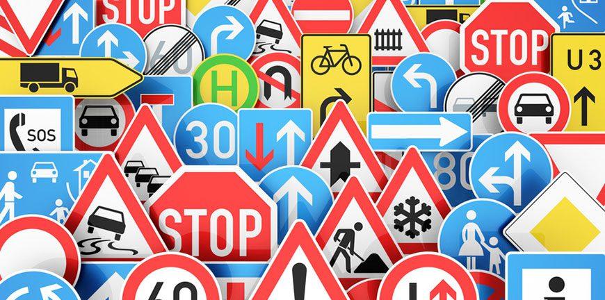 corso segnaletica stradale