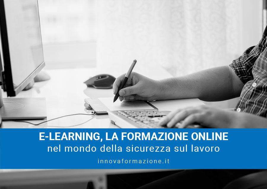 e-learning corsi sicurezza online