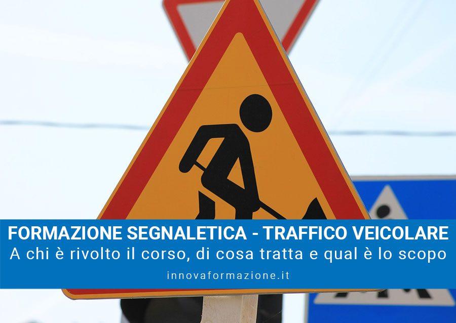 formazione segnaletica stradale