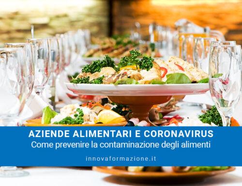Haccp: le aziende alimentari ai tempi del Coronavirus