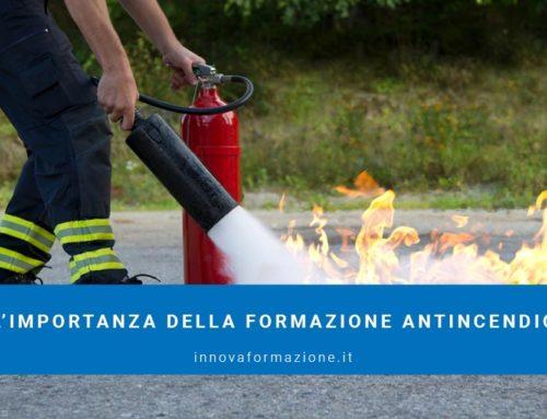 Importanza Corso Antincendio