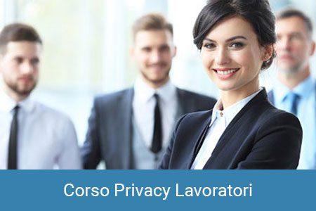 corso privacy gdpr lavoratore